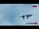 Небесный хищник Су 35 Высший пилотаж Комсомольск на Амуре КНААЗ