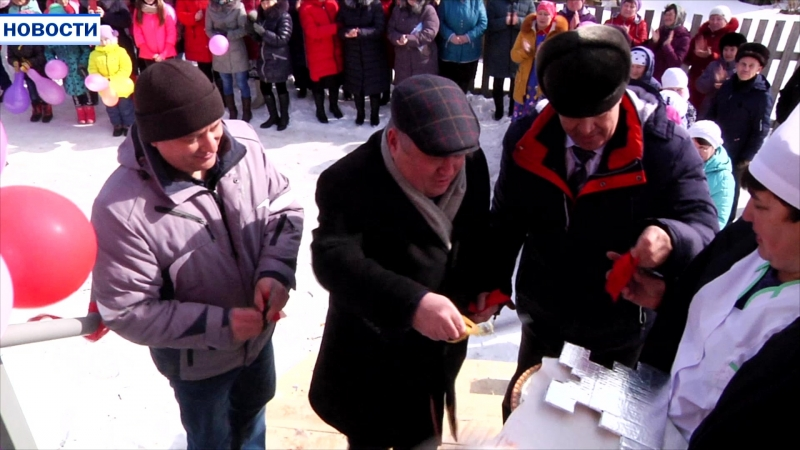 В деревне Седяш состоялось открытие фельдшерско-акушерского пункта