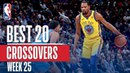 Best 20 Crossovers From Week 25 of the NBA Season James Harden Bradley Beal KD and More NBANews NBA