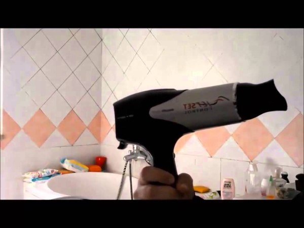 25 minutes Relaxing Hair Dryer Sound - Suono rilassante asciugacapelli