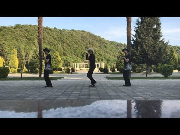 DAME TU COSITA 3D NEW DANCE 2018 НОВЫЙ 3Д ТАНЕЦ ALISHKA HIPHOP (КОВБОЙ VS АВАРЕЦ)