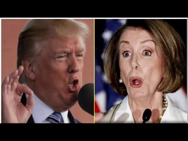 Nancy Pelosi Scrambles After Trump Unleashes Food Stamp Changes On Democrats
