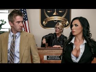 [BigTitsAtWork.com / Brazzers.com] Nikki Benz - ZZ Courthouse: Part Two