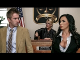 BigTitsAtWork.com  Brazzers.com Nikki Benz - ZZ Courthouse Part Two
