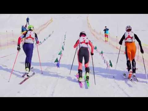 Второй этап Кубка России по ски-альпинизму