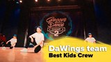 Da wings team Best kids crew GDC2018