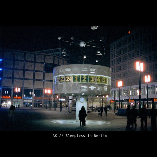 ak альбом Sleepless in Berlin
