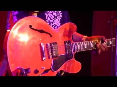 LURRIE BELL en Madrid - Blues In My Soul (16 Julio 2016)