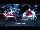 Коламбус - Колорадо (НХЛ)
