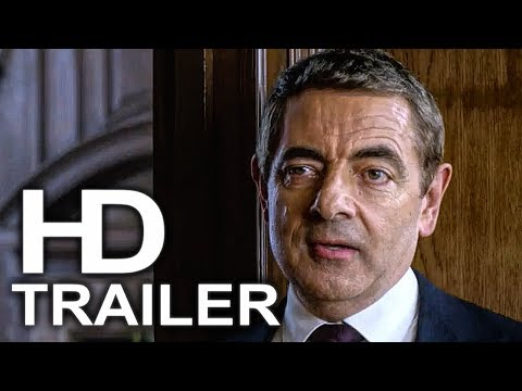 JOHNNY ENGLISH 3 Trailer 1 NEW (2018) Rowan Atkinson, Mr Bean Comedy Movie Trailer HD