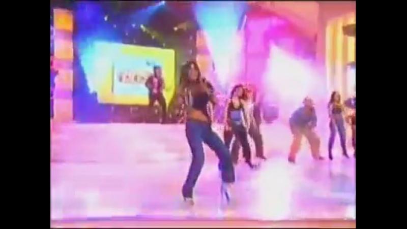 RBD en La Parodia cantan Rebelde / Solo Quedate En Silencio / Un Poco de Tu Amor