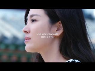 Song Joong Ki Song Hye Kyo for Korea Seoul Tourism #ГруппаЮжнаяКорея