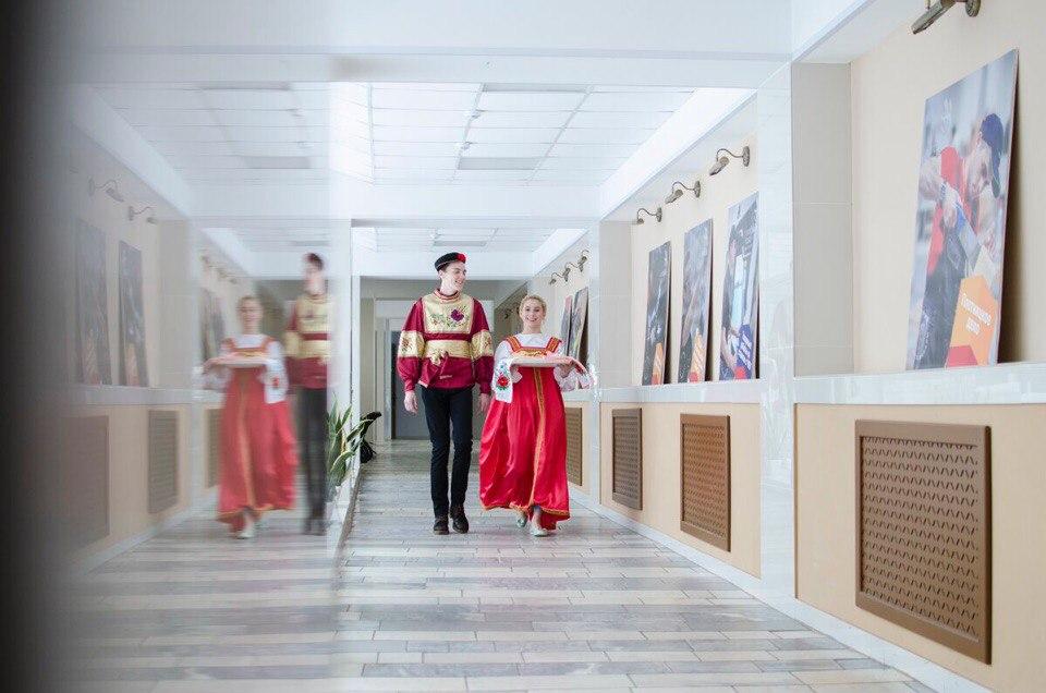 Второй день второго Регионального чемпионата World Skills Russia