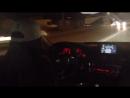 Вечерний Киев покатушки BMW x5