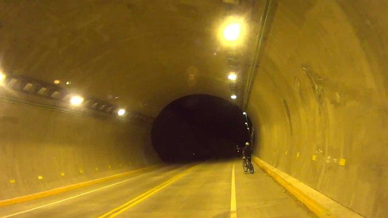 Mexico- Tunel de SALINA CRUZ - Oaxaca