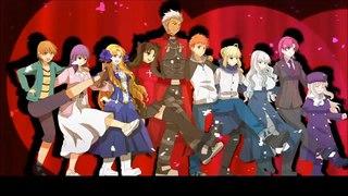 【MAD】Fate/Series: Unlimited Blade Works Ending『Kekkai Sensen』