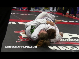 Girls Grappling • Female Submission Fighting • SUBSCRIBE NOW! girls grappling.com