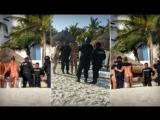 Мексиканских полицейских отстранили от работы из-за любви к пышным формам туристок