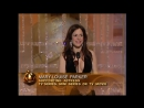 Weeds Star Mary Louise Parker Wins Best Supporting Actress TV Series - Golden Globes (2004)