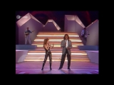 Jermaine Jackson Pia Zadora - When the Rain Begins to Fall (ZDF HD 1985)