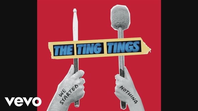 The Ting Tings - Traffic Light (Live at iTunes Festival) (Audio)