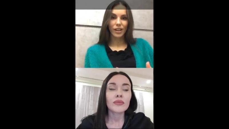 Антонина Тодерика в прямом эфире 24.03.2018.