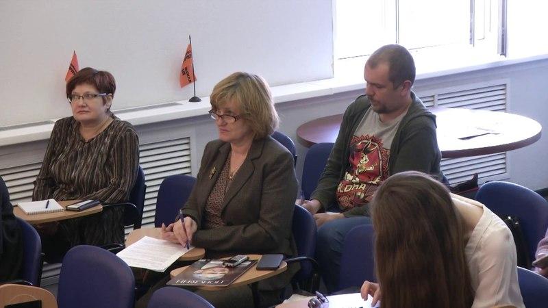 Пресс конференция по нижегородскому кванториуму с участием Злобина и Чупрунова
