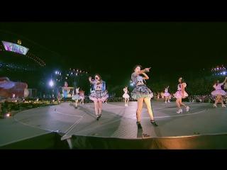AKB48 - Sayonara Crawl [Oshima Yuko Graduation Concert at National Olympic Stadium 140329]