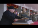KCTV HD_ Military Parade in DPRK Marks 70th Founding Anniversary of KPA 08.02.10