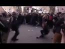 France Images impressionnantes de violences policières lors de manifestations