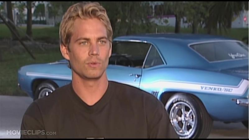 2 Fast 2 Furious Behind The Scenes - Roman Pearce (2003) - Paul Walker Movie HD