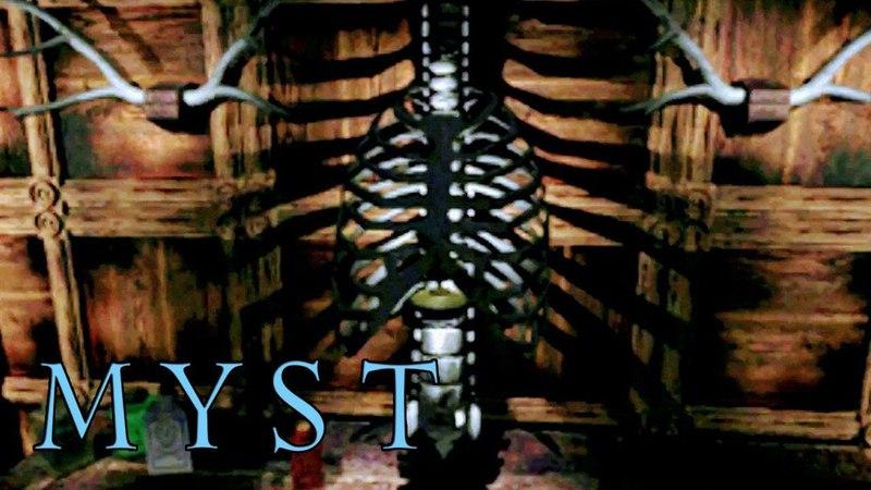 3 Давайте поиграем в MYST [3DO]