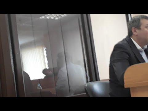 Адвокат Луньков Допрашивает душителя
