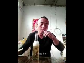 Жесткий китайский напиток