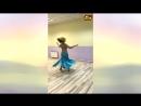 Восточный танец в исполнении Бажбеук-Меликовой Оксаны