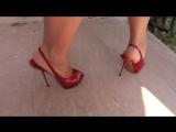 Shoes for sale! Gianmarco Lorenzi stiletto high heels platform shoes