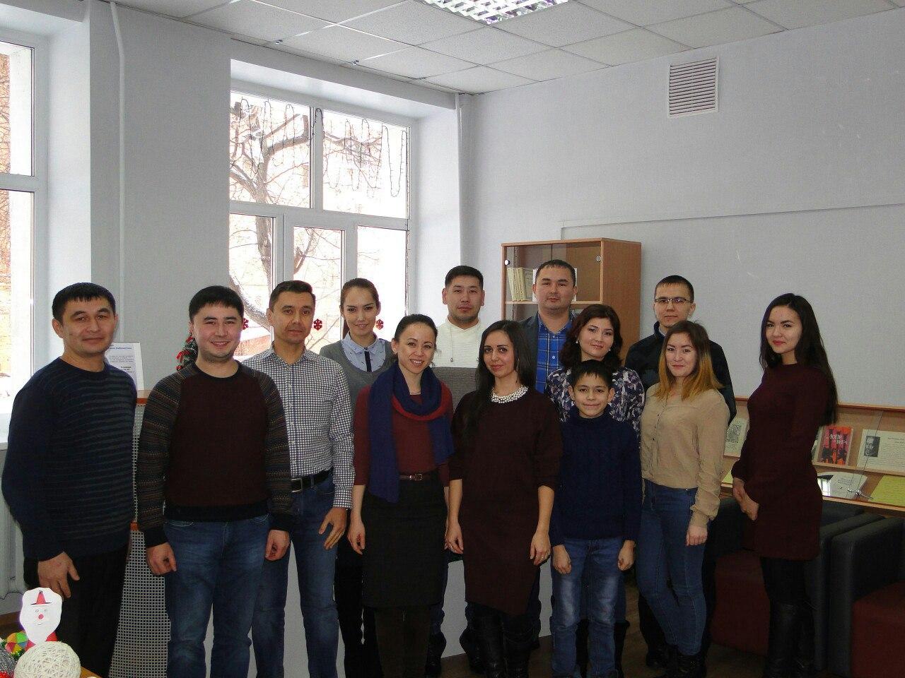 Встреча с этнографом из Салехарда Наилей Галеевой