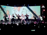 [예능연구소 직캠] 엑소 첸백시 花요일 @쇼!음악중심_20180421 Blooming Day EXO-CBX in 4K