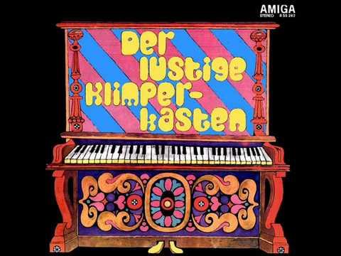 Gunter Oppenheimer Der Lustige Klimperkasten 1971