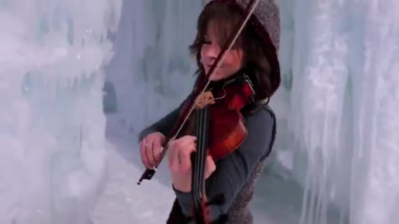 Crystallize - Lindsey Stirling - and My small Edition