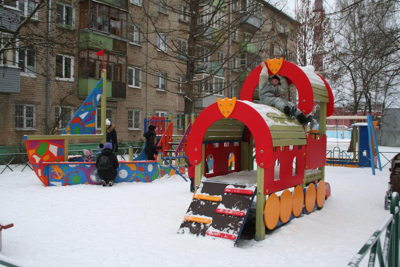Во дворах Ярославля подводят итоги реализации программы «Решаем вместе»