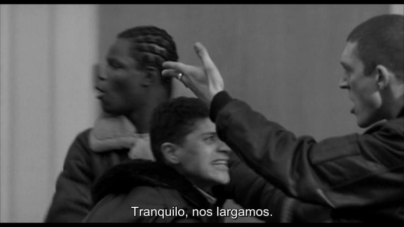 La Haine - El odio (1995) Mathieu Kassovitz - subtitulada
