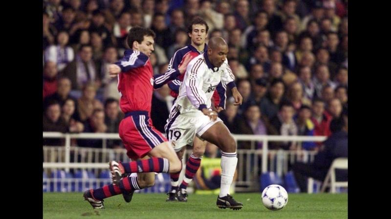 ЛЧ - 1999/2000. Реал - Бавария. 1/2 финала