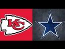 NFL 2017-2018  Week 09  05.11.2017  Kansas City Chiefs @ Dallas Cowboys