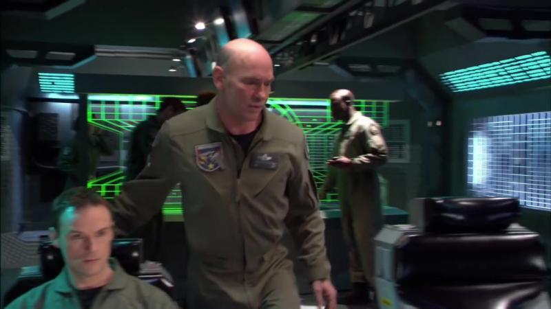 Звездные Врата Атлантиды-Спасение