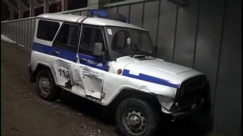 Виновнику ночной погони в Клину придется компенсировать порчу патрульных машин