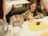 Датские булочки с Адиль. 19.03.18