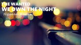 Tropical House The Wanted We Own the Night (Nysveen Remix)