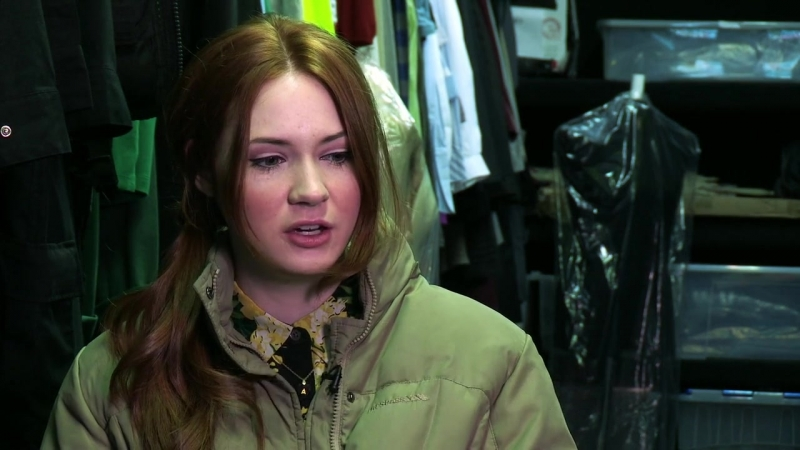 Dr who season 7 special feature - the last days of the ponds / rus sub