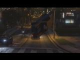 НЕУДАЧНЫЕ ДУБЛИ: Авария такси. Съемки фильма